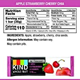Pressed by KIND Fruit Bars, Strawberry Apple