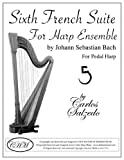 Sixth French Suite, Johann Sebastian Bach, 1934850241