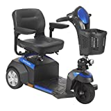 "Ventura Power Mobility Scooter, 3 Wheel, 18"" Folding Seat"