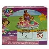 Inflatable Pool - Dora The Explorer (36 x 8) (Swimming Toys) by Dora the Explorer