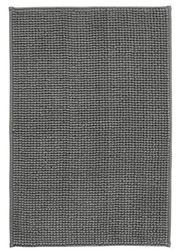 Ikea Gray Supersoft Bath Shower Mat Rug Bathtub Bathroom Floor Badaren 16 X  24u0026quot;