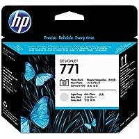 Hewlett-Packard CE020A Hp 771, (ce020a) Light Gray/photo Black Printhead