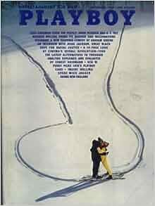 Amazon.com: Playboy Magazine, November 1969 (5056059294834