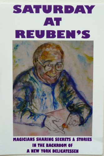 Saturday At Reuben's