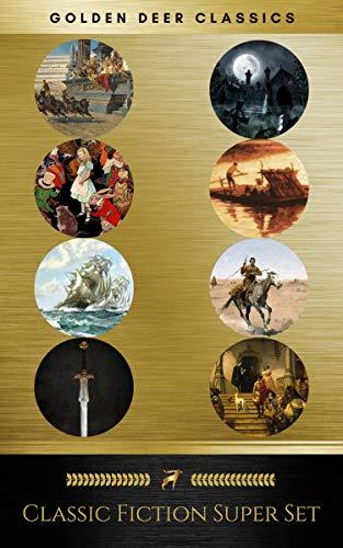 classic fiction super set golden deer classics