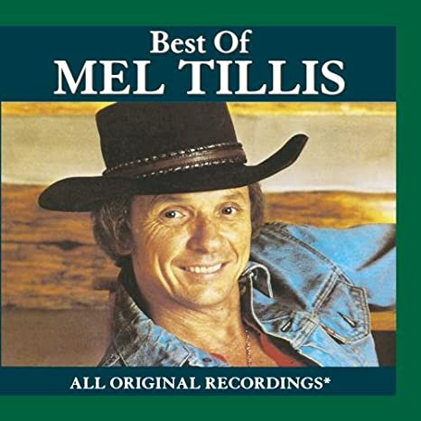Mel Tillis - Greatest Hits Curb