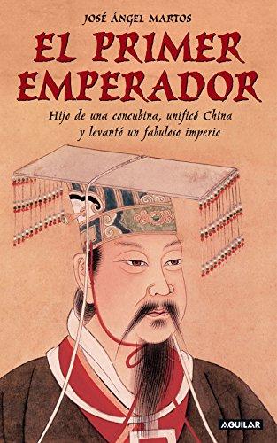 El primer emperador de José Ángel Martos
