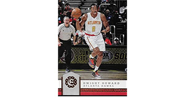 adfb3496e40d Amazon.com  2016-17 Panini Excalibur  1 Dwight Howard Atlanta Hawks   Collectibles   Fine Art