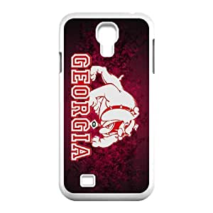 Hot Georgia Bulldogs Protect Custom Cover Case for Samsung Galaxy S4 I9500 UAL-38144