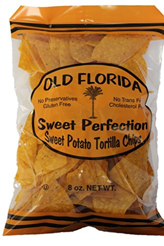 Sweet Perfection Sweet Potato Tortilla Chips (Gourmet Tortilla Chips)