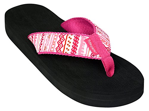 Tribal Sandals Pink Women's Tidewater Pink Palmetto Linen dXqUUxCw