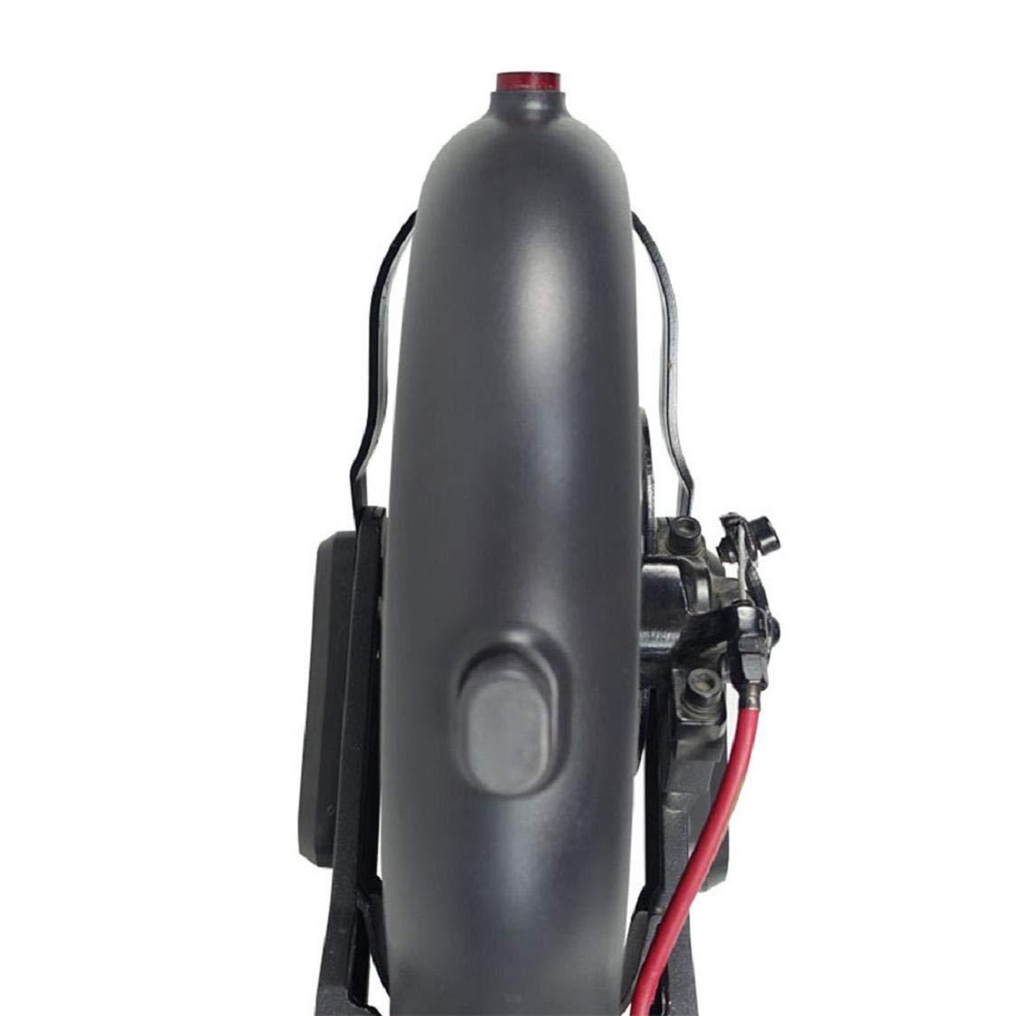 Support de s/écurit/é pour Garde-Boue arri/ère et Protecteur de Protection Contre la lumi/ère M187 Koojawind Support de Garde-Boue arri/ère pour Scooter /électrique Xiaomi Mijia M365