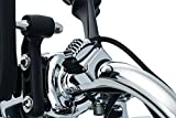 Kuryakyn Motorcycle USB Power Source (Chrome)