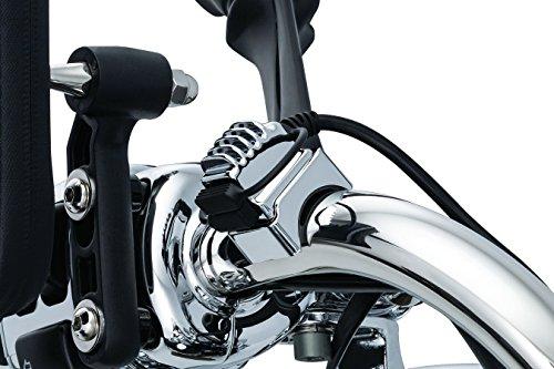 Kuryakyn Motorcycle USB Power Source (Chrome)