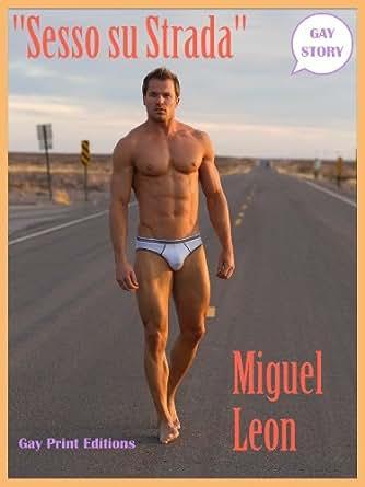 SESSO SU STRADA - Diario gay di un camionista sposato porcello bisex