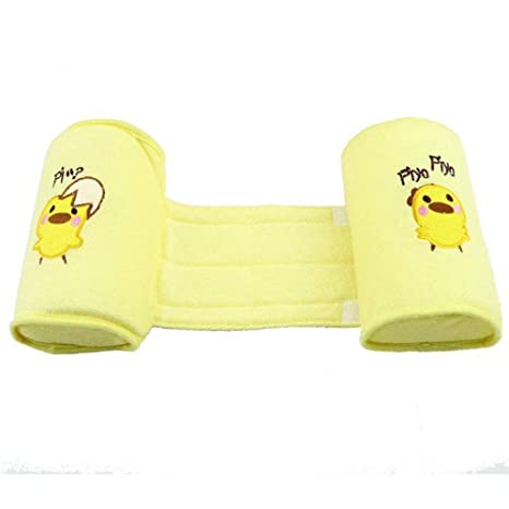 Baby Bedding 33*18cm Cartoon Baby Pillow Pp Cotton Baby Head Protection Pad Toddler Headrest Pillow Baby Sleep Positioner Anti Fall Cushion Selling Well All Over The World