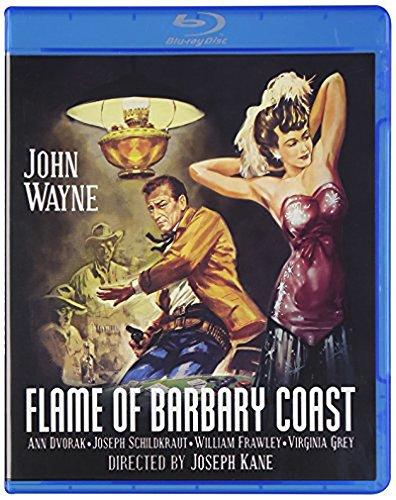 Flame of Barbary Coast / [Blu-ray]