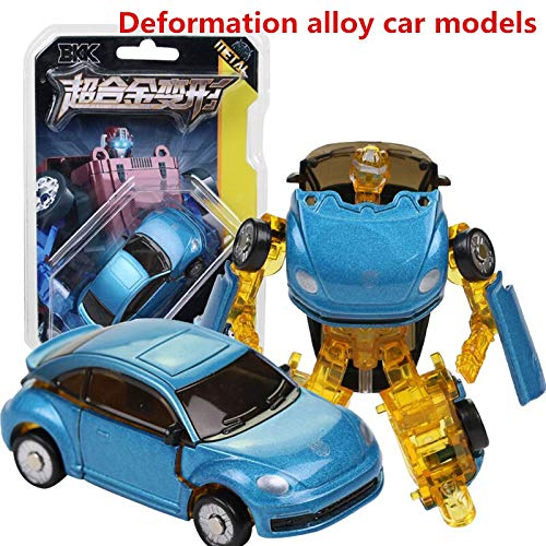 Greensun Deformation Alloy car Models,high Simulation Super Sports car, Metal diecast,Toy Vehicles,Slide The Toy, -  E19-2003