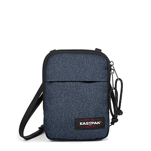 Eastpak Buddy Messenger Bag, 18 cm, Blue (Double Denim)