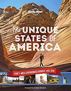 Book Cover: The Unique States of America
