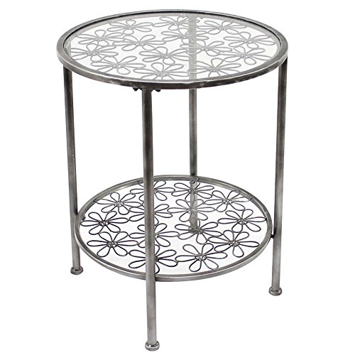 Console Addison (Crestview Collection Addison Metal Accent Table)