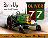 Oliver - 77 Tin Sign 16 x 13in