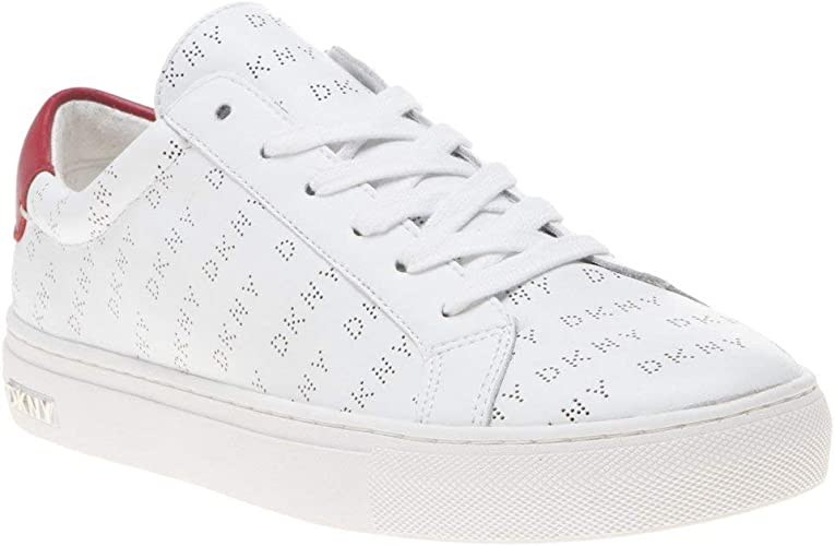 DKNY Court Lace Up Sneaker Trainers