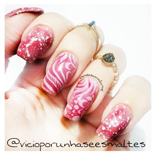 ciciampsisi nail stamping stamping plate set jumbo 5set of