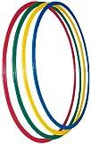 TOEI LIGHT(トーエイライト) フラットフープ 4色1組(青・緑・赤・黄)