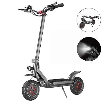SYCHONG Scooter Eléctrico Plegable, Neumático De Vacío ...