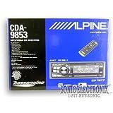Alpine CDA-9853 CD/MP3/WMA Receiver