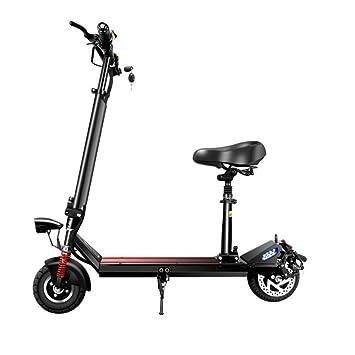 DAHEMA Scooter Eléctrico, Adulto Plegable Bicicleta De Dos Ruedas Mini Bicicleta Eléctrica 36V 350W,