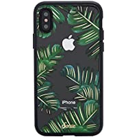 iPhone XS Max Case, Sonix Bahamas (Palm Leaves) [Military...
