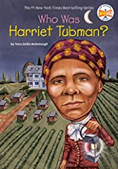 Born a slave in Maryland, Harriet Tubman knew first-hand what it meant to be someone's property; she was whipped by owners and almost killed by an overseer. It was from other field hands that she first heard about the Underground Railroad whi...