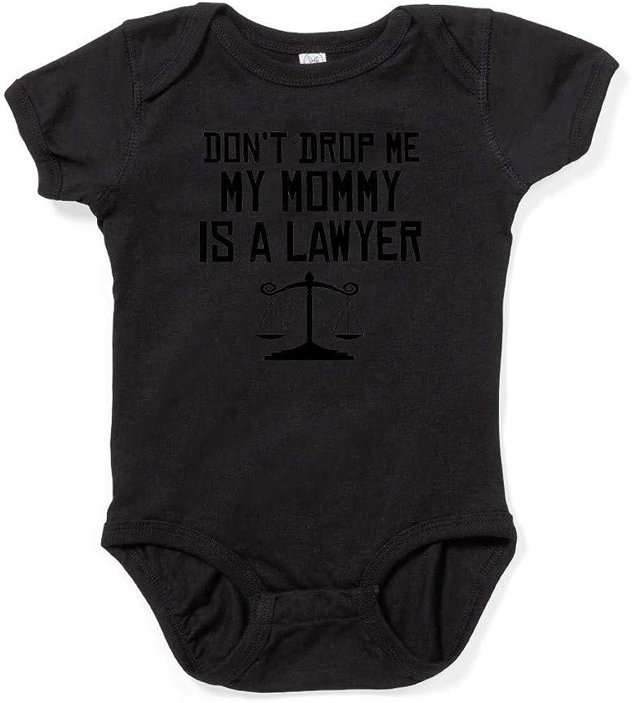 CafePress My Mommy is A Lawyer Body Suit Baby Bodysuit