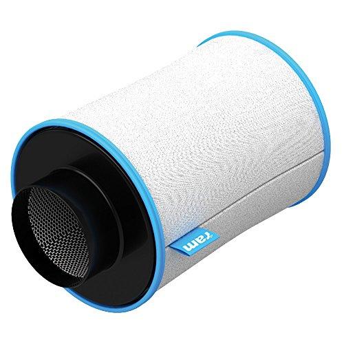 RAM 100/200-Filtro (10,16 cm, 170 m³/h) Filtro de Car
