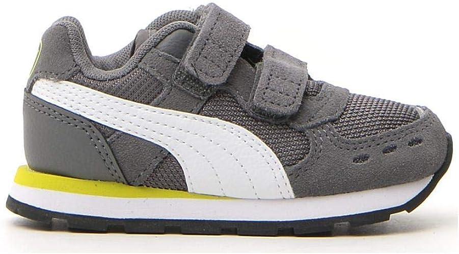 scarpe puma bambino grigio