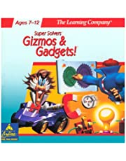 The Learning Company Super Solvers - Gizmos & Gadgets!
