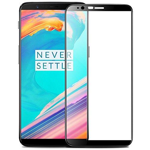 Samsung Galaxy J5 Pro 2018 Protector de Pantalla, KuGi Cristal Templado Vidrio Templado [9H Dureza] [Alta Definicion] Protector de pantalla para Samsung Galaxy J5 Pro 2018 (Paquete de 2) Black