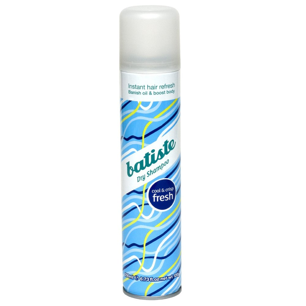 Batiste Dry Shampoo 200 ml Light & Blonde BABLT1B