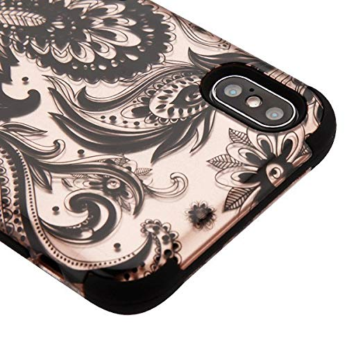 Kaleidio Case Compatible for Apple iPhone XS Max (6.5