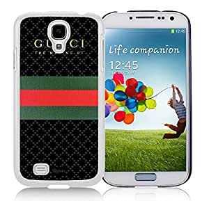 New Custom Designed Samsung Galaxy S4 I9500 i337 M919 i545 r970 l720 Phone Case With Gucci 47 White Phone Case