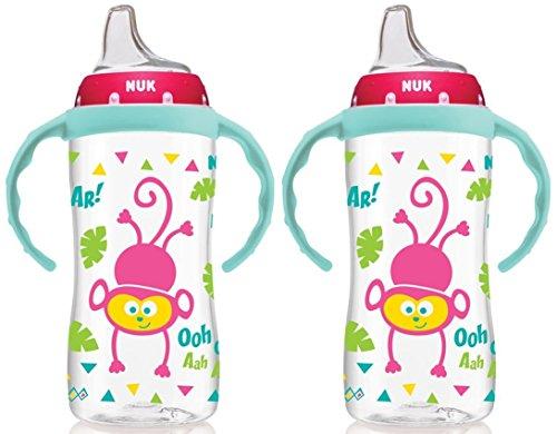 NUK Ounce Jungle Learner Handles product image