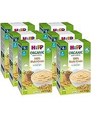 Hipp Organic Multigrain Cereal (Bundle of 6)