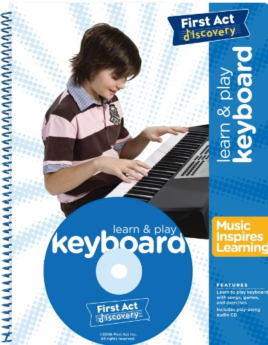 Keyboard Instructional First Act Discovery