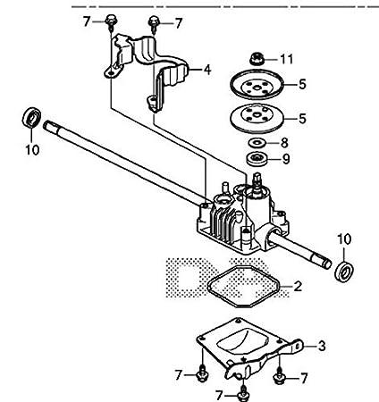 Amazon Com Honda 20001 Vl0 S00 Replaces 20001 Vl0 P00