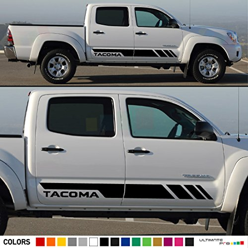 Stripes Sticker Graphic Compatible Toyota product image