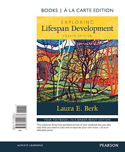 Exploring Lifespan Development (Loose)