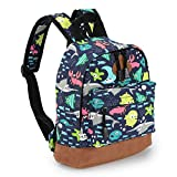 Zicac Kids Book Backpack Baby Children's School Bag (S, Blue)