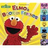 Elmo's Book of Friends (Sesame Street (Random House))